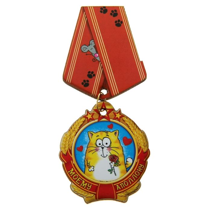 Картинки прикольных медалей и орденов, днем