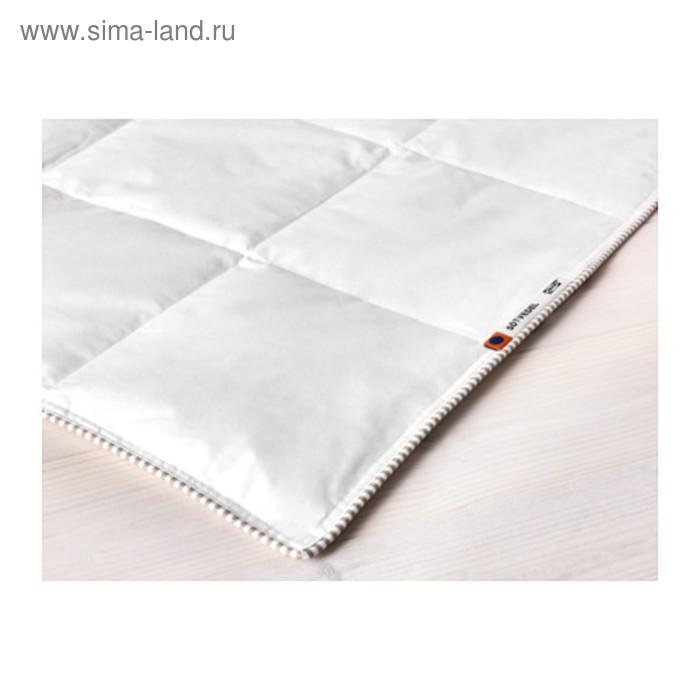 Одеяло прохладное СОТВЕДЕЛЬ, размер 200х200 см, пух/перо
