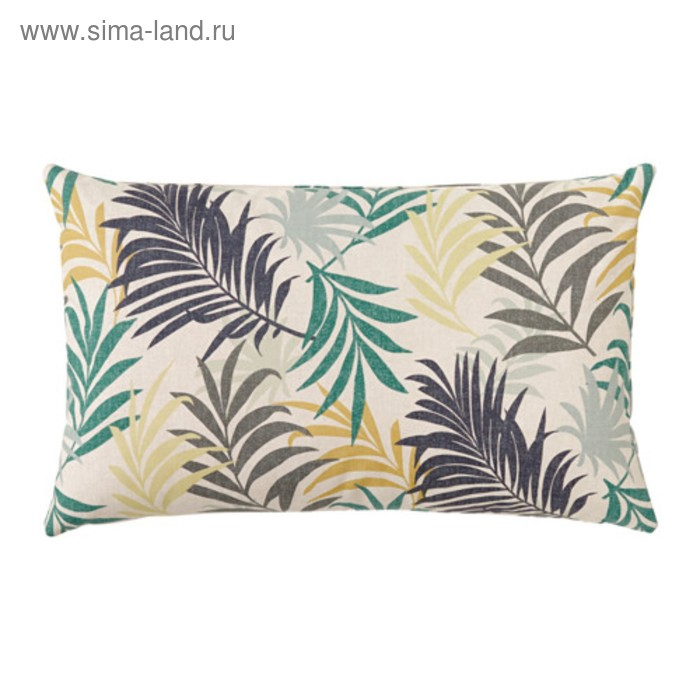 Чехол на подушку ГИЛЛЬХОВ, размер 40х65 см, разноцветная