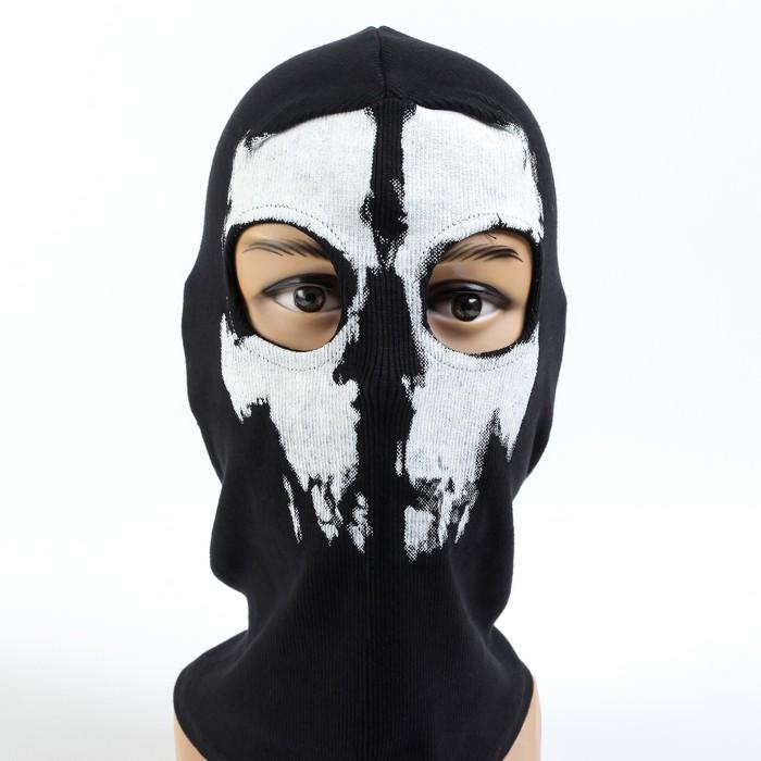 Маска-шлем для езды на мототехнике, 002