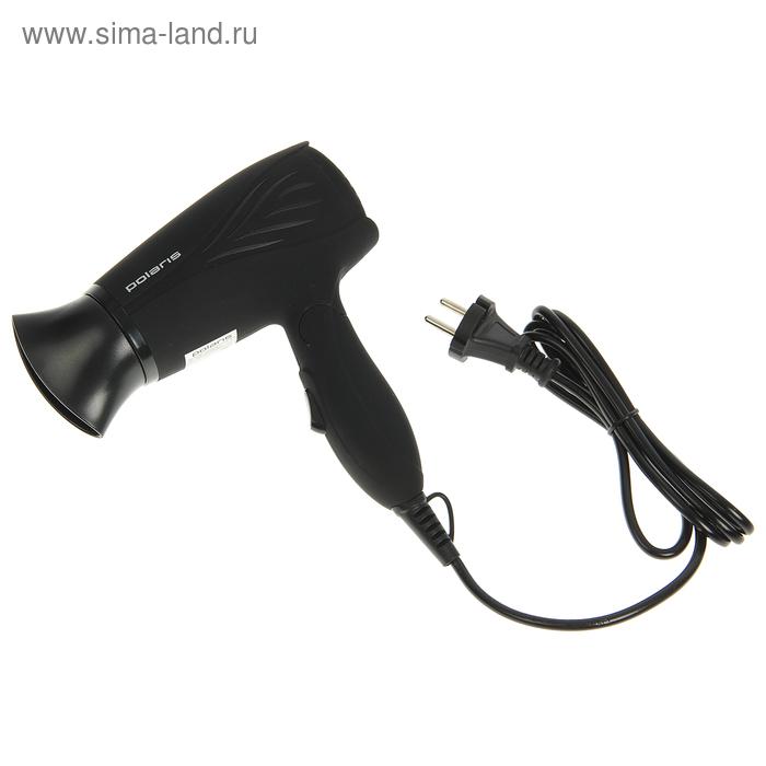 Фен Polaris PHD 1467T, 1400 Вт, 2 режима, концентратор