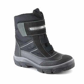Ботинки школьные арт. 15-560-6 цвет черный, размер 35