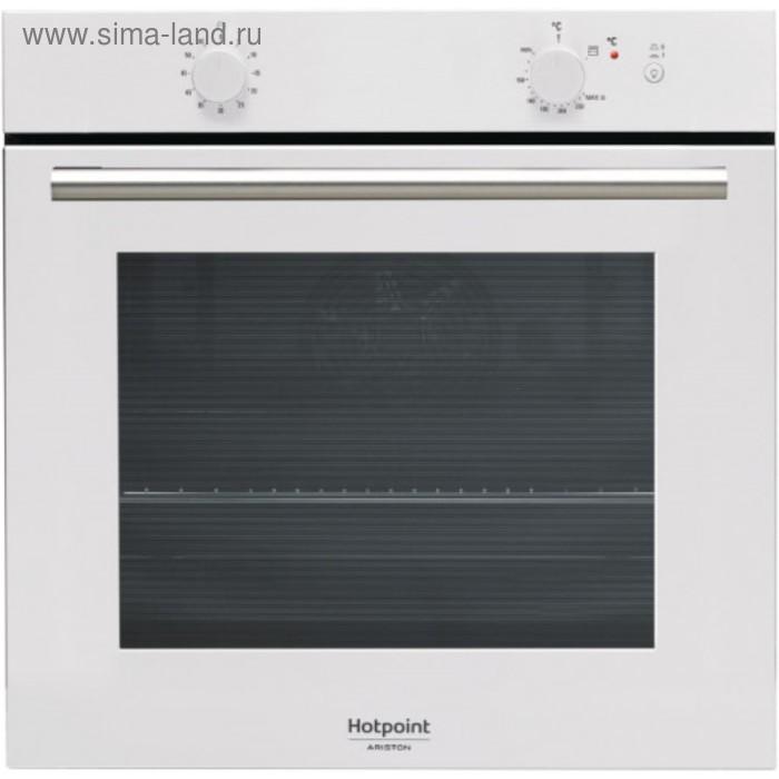 Духовой шкаф Hotpoint-Ariston GA2 124 WH HA, 73 л, электрический, белый
