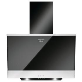 Вытяжка Hotpoint-AristonHHVP 6.6F LM K, черный/стекло