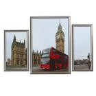 """Модульная картина """"Лондонский вояж"""" (20х35, 34х50, 20х30)  50х70 см"""