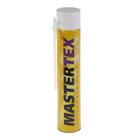 Пена монтажная MASTERTEX, бытовая, зимняя, 750 мл