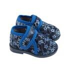 Туфли домашние детские арт. 11-38Г (синий) (р. 20)