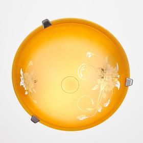 Светильник Дюна 016/6 2 лампы E27 60 Вт б.с. Ф300