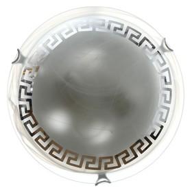 Светильник Этруска 060/4 2 лампы  E27 60 Вт алеб. Ф300