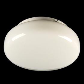 Светильник 'Берет' 1 лампа E27 60 Вт мол. Ош
