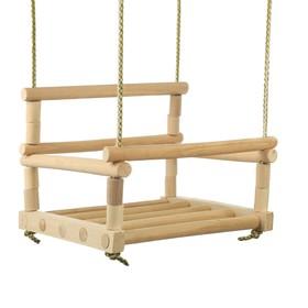 Качели деревянные, 30 х 30 см Ош