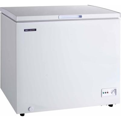 Морозильный ларь Willmark CF-270X-2, 252 л, 2 корзины, серебрянный