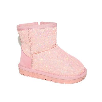 Угги для девочек арт. G8218 (розовый) (р. 28)