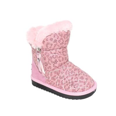 Угги для девочек арт. G8050 (розовый) (р. 29)