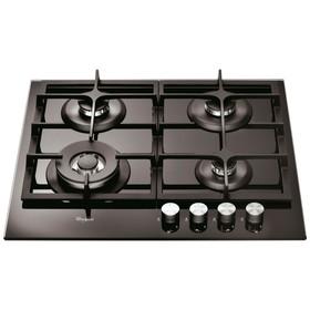 Варочная поверхность Whirlpool GOA 6425/NB, 4 конфорки, газовая, черный