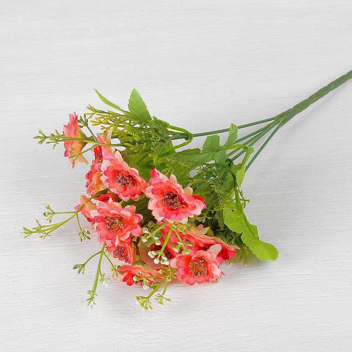 """Букет """"Хризантемы"""" 28 см, микс - фото 4456283"""
