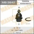Шаровая опора Masuma MB3842