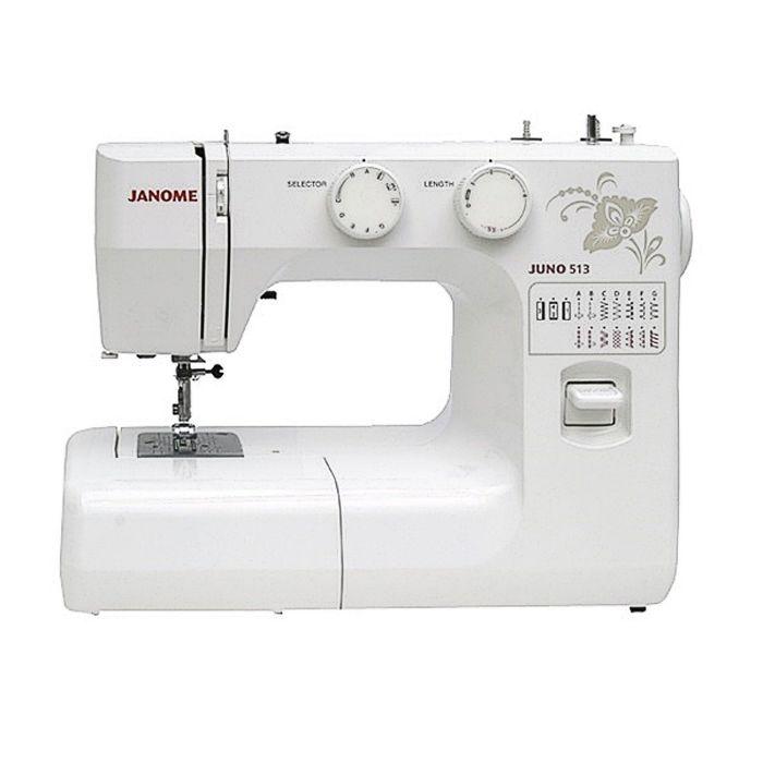 Швейная машина Janome Juno 513, 15 операций