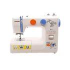 Швейная машина Janome 1620S, 18 операций, электромеханическое управление, белая