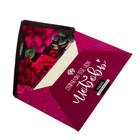 """Аромасаше в почтовом конверте """"Любовь"""" с ароматом английской розы"""