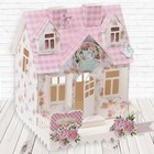 "Набор для создания домика ""Flower house"", 29,5 х 30 см"