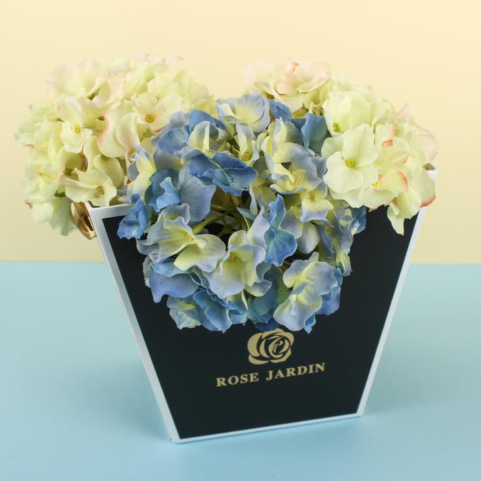 Переноска для цветов 18 х 18 х 19 см