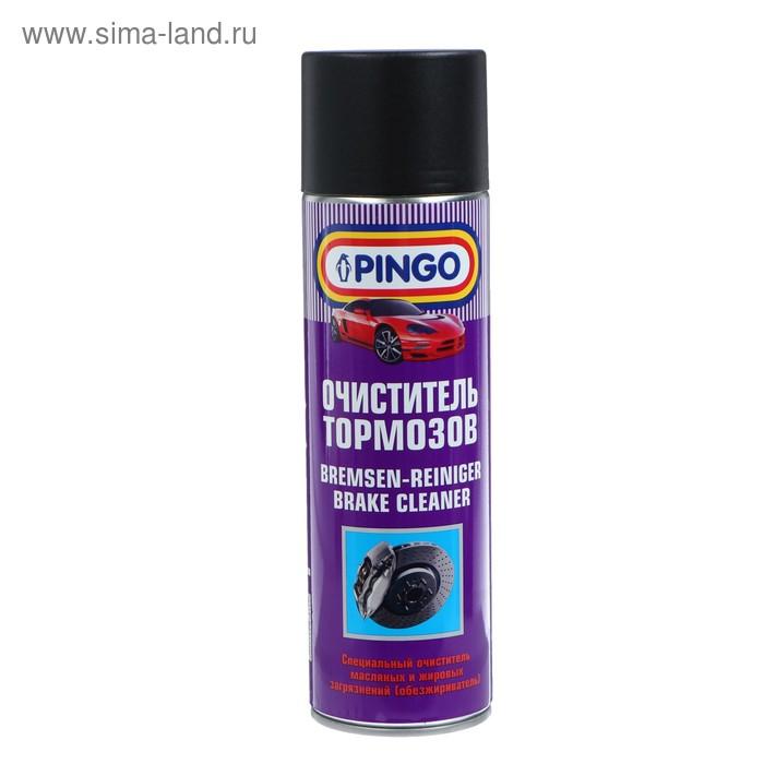 Очиститель тормозов PINGO, 500 мл