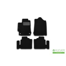 Коврики в салон Klever Standard TOYOTA Camry 2011-2016, сед., 4 шт. (текстиль)