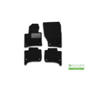 Коврики в салон Klever Standard VOLKSWAGEN Touareg 2010-2016 внед., 4 шт. (текстиль)