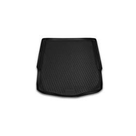Коврик в багажник FORD Mondeo 2007-2016, сед. (полиуретан)