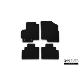 Коврики в салон Klever Econom CHERY Tiggo (T21) 2014-2016, 4 шт. (текстиль)