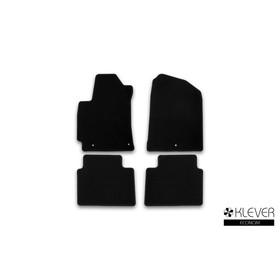 Коврики в салон Klever Econom HYUNDAI Elantra 2016-2016, сед., 4 шт. (текстиль)