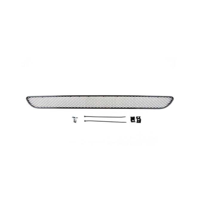 Сетка на бампер внешняя для FORD Fiesta 2015-2016, черн., 15 мм