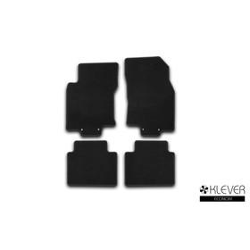 Коврики в салон Klever Econom NISSAN X-Trail 2014-2016, внед., 4 шт. (текстиль)