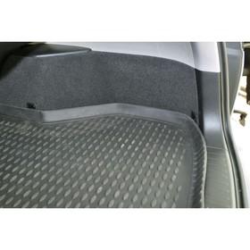 Коврик в багажник LEXUS RX350 2003-2009, кросс. (полиуретан, бежевый)