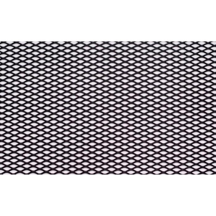 Сетка универсальная 375*1000 с размером ячейки 10 мм, хром