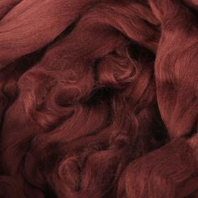 Combs 100% fine merino wool 100g (0412, chocolate)
