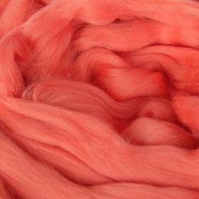 Combs 100% fine merino wool 100g (0131, crimson)