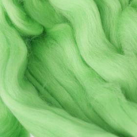 Combs 100% thin merino wool 100g (3295, bright salad)