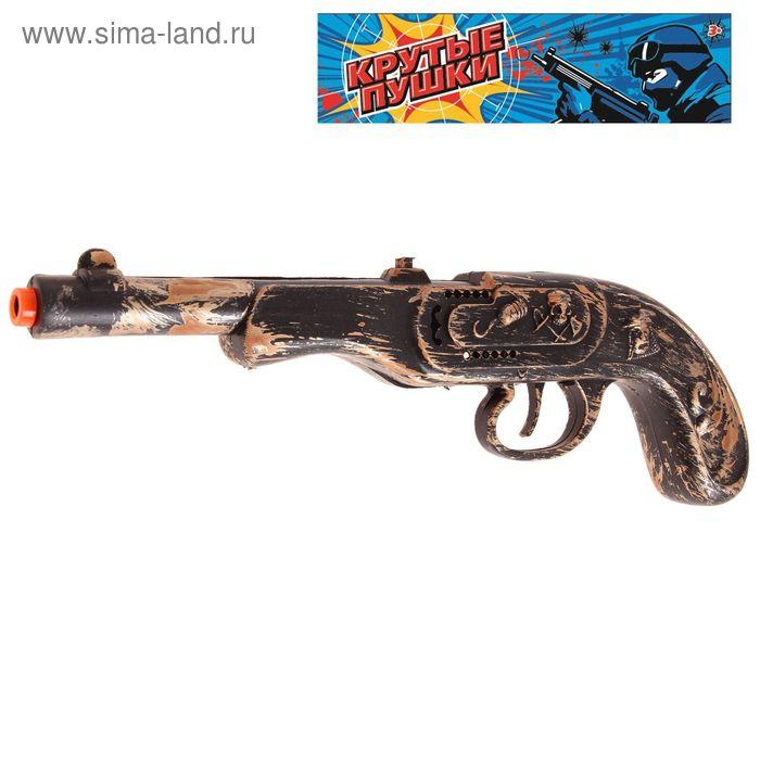 """Пистолет-трещотка """"Пиратский мушкет"""""""