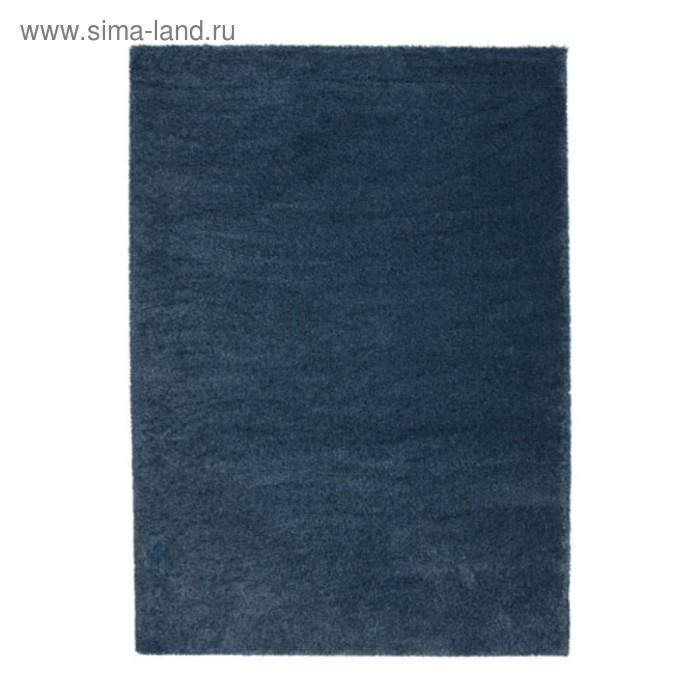 Ковёр ОДУМ, размер 170х240 см, цвет тёмно-синий