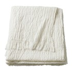 Плед МАТЕА, размер 120х180 см, цвет белый
