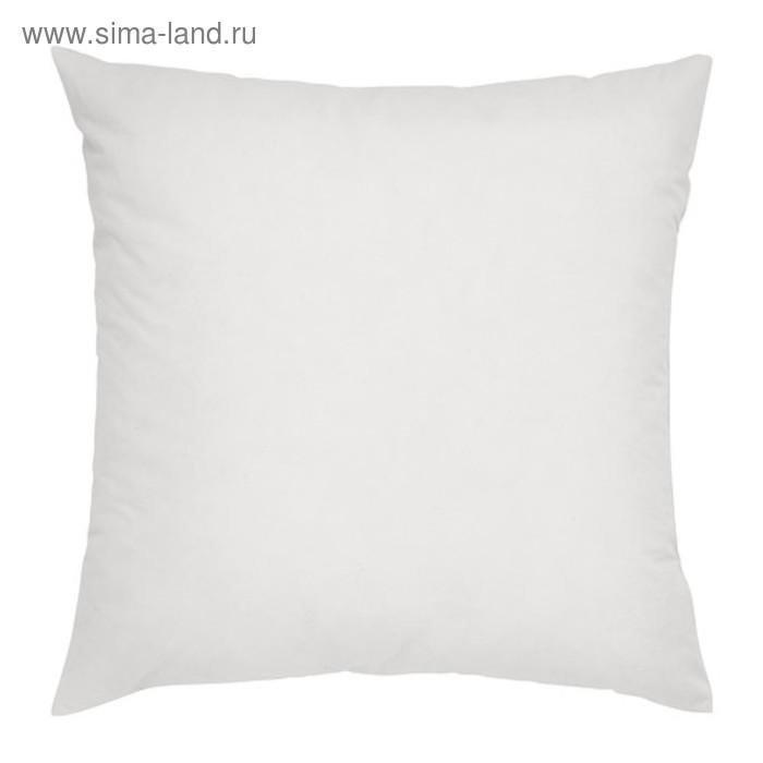 Подушка ФЬЕДРАР, размер 50х50 см, цвет белый
