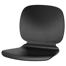 Сиденье со спинкой СВЕН-БЕРТИЛЬ, чёрный