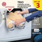 Набор из мешков-сеток для стирки TRIO