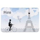 Коврик Ultra Soft Paris mademoiselle, 60 x 90 см