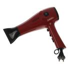 Фен Vigor HX-8090, 2400 Вт, 2 скорости, 3 темп.режима, красный