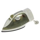 Утюг Vigor HX-4055, 2400 Вт, керамическая подошва, вертикальное отпаривание, зеленый