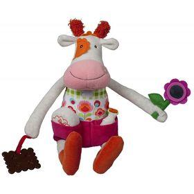 Развивающая игрушка Ebulobo «Коровка Молли»