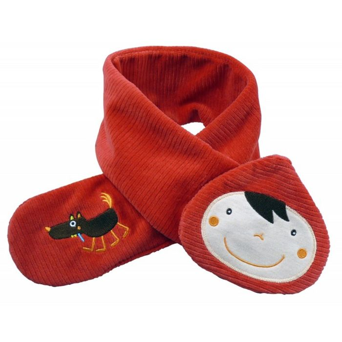 Шарфик Ebulobo «Красная шапочка»